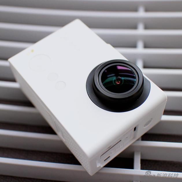测试产品并非旗舰型号,摄影只能到1080P分辨率