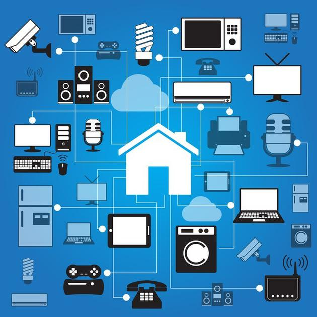 智能家居设备在家中越来越多