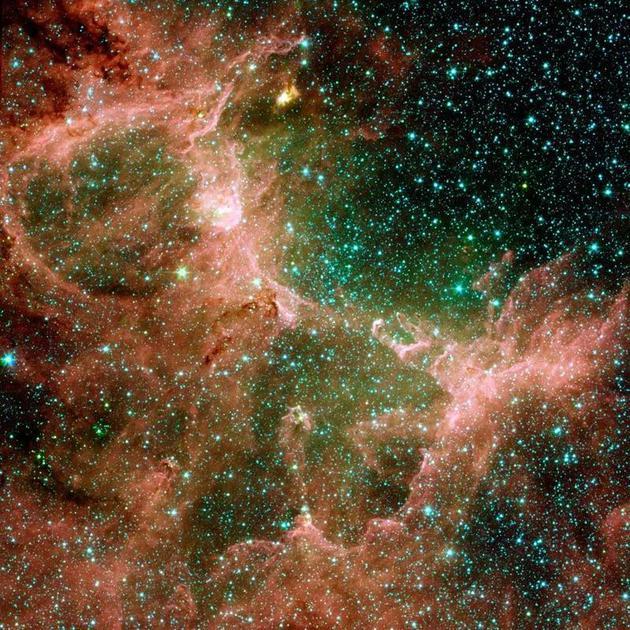 斯皮策望远镜:以我之眼,观此寰宇宇宙NASA