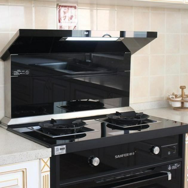 智慧让烹饪更简单 帅丰S65蒸烤一体集成灶