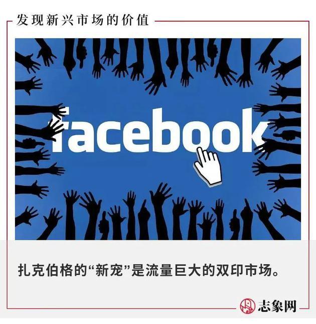 """Facebook砸重金,在印度、印尼加""""好友"""""""