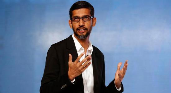 谷歌CEO皮查伊去年薪酬总额仅743万美元 未获股票奖励