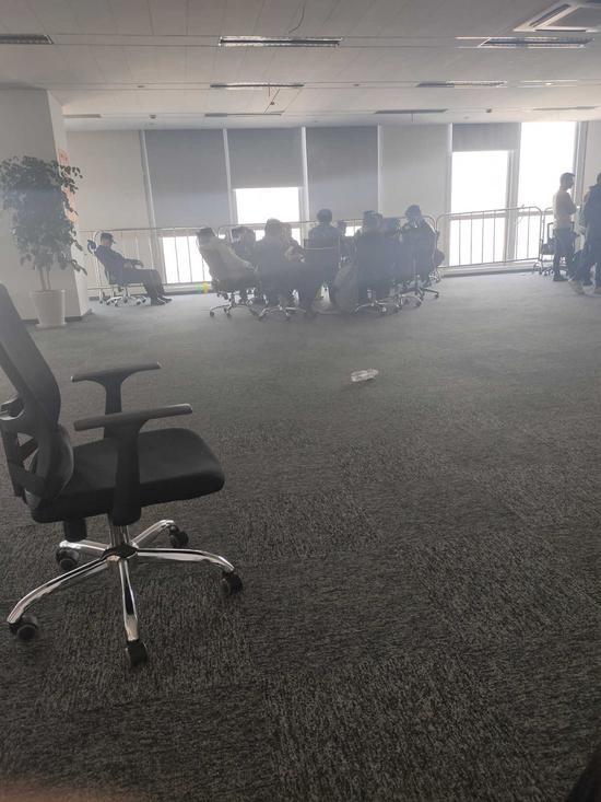 """""""破产""""旋涡中的淘集集:总部办公区域已被搬空"""
