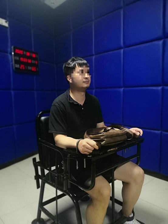 犯罪嫌疑人赵军 警方供图 来源:澎湃新闻