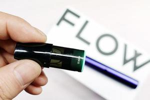 锤子FLOW电子烟评测