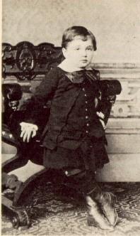 爱因斯坦小时候