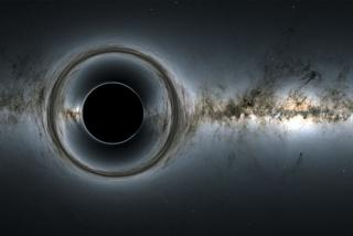 黑洞里面有什么?
