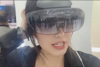 OPPO AR眼镜体验视频