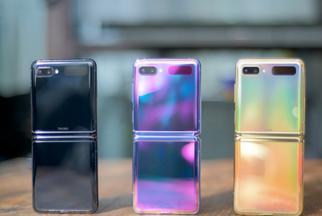 三星Galaxy Z Flip折叠屏的10个细节