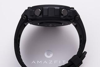Amazfit T-Rex体验 硬汉智能手表