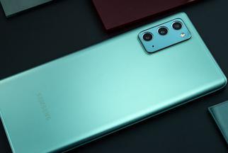 三星Galaxy Note20评测:商务旗舰?