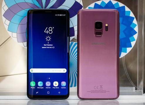 三星承认S9系列手机屏幕无响应问题