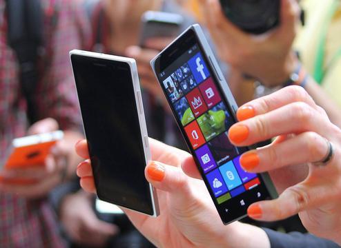 微软在线商店已无Windows手机出售