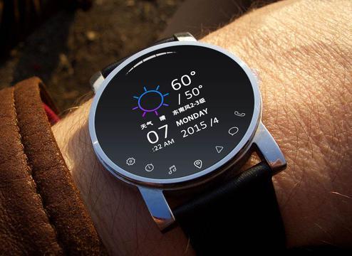 """""""没落的""""智能手表市场有了新的希望?"""