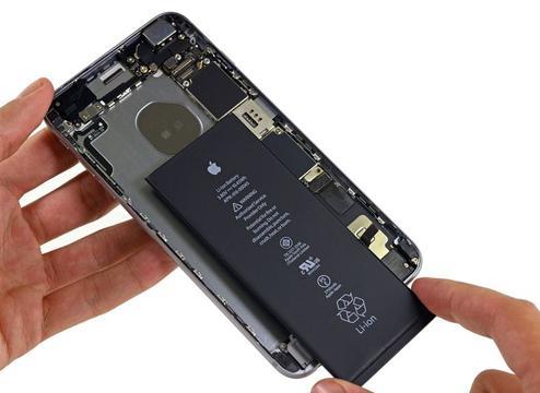 苹果为部分换电池用户退款394元