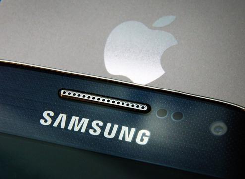三星侵犯苹果专利要赔偿5.39亿美元