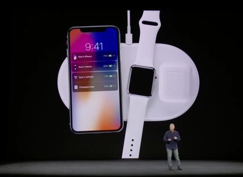 AirPower终于要9月上市了?居然用iOS系统