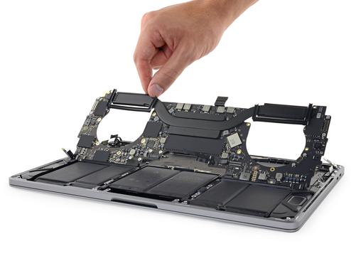 2018款新MacBook细节:电池更大了