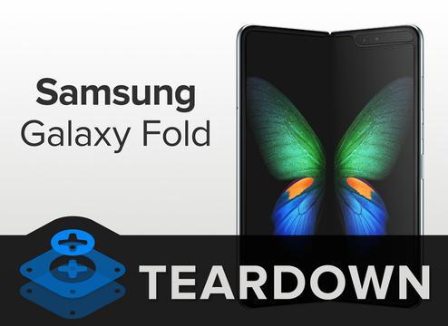 三星Galaxy Fold拆解:柔性屏内?#21487;?#26679;
