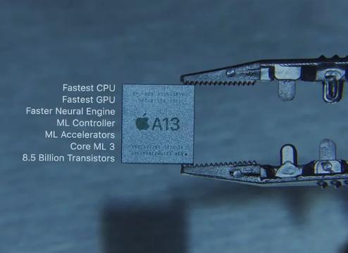 苹果A13芯片分析:申博免费开户官网登入,GPU表现超预期