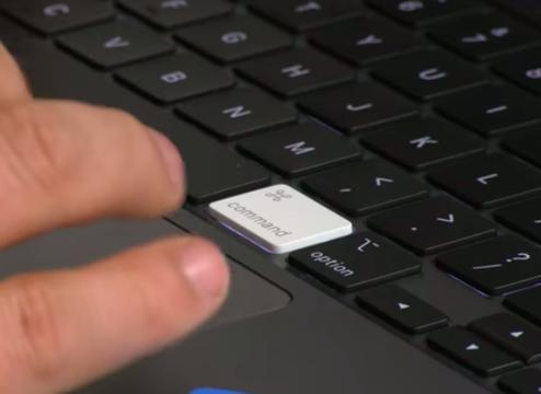16 英寸MacBook Pro键盘首拆