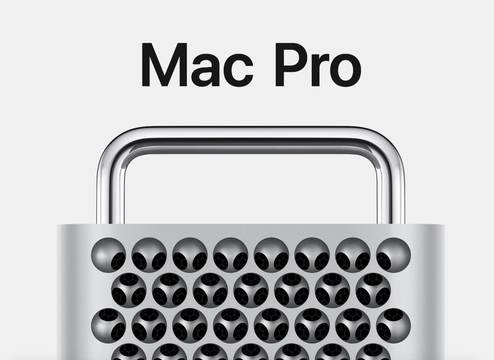 为什么要将 Mac Pro 设计成刨丝器?