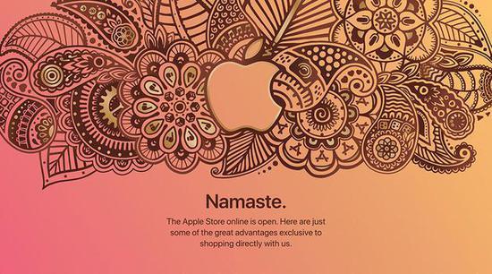 《【多彩联盟电脑版登陆地址】在印度运营20多年后 苹果今日终于推出在线商店》