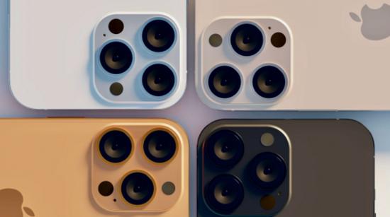 外媒:iPhone13系列将推出两种新配色:日落金和玫瑰金