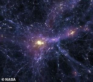 人类最早注意到暗物质的存在,同时也是暗物质存在最主要的直观表现之一,就是几乎所有星系的外侧部分,那里的恒星运动速度太快了