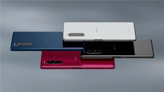 索尼Xperia 5国行版在上海发布预售,采用6.1英寸21:9带鱼全面屏
