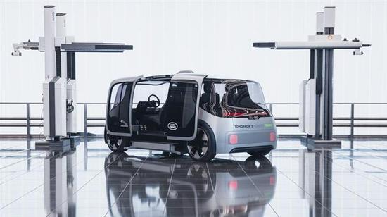 【推荐】捷豹路虎无人驾驶电动汽车最快明年路试
