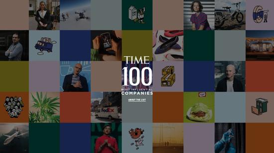 《时代》首次评选全球100大最具影响力企业:阿里、腾讯、华为上榜