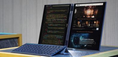 戴尔双屏设备新专利曝光:专为PC设计