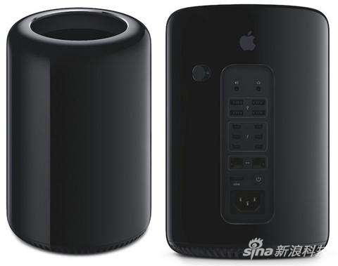 目前的Mac Pro产品