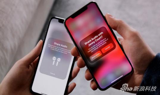 NFC還是沒開放,但蘋果自己的設備可以通過藍牙和wifi傳輸更多