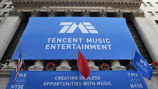 消息称腾讯音乐、唯品会和欢聚集团拟赴港二次上市