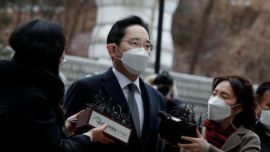 韩联社:李在镕狱中指示守法监视委员会尽职尽责