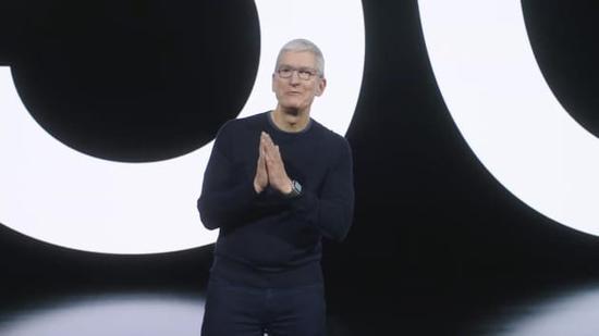 大摩将苹果目标股价调低至155美元:服务业务面临严峻挑战