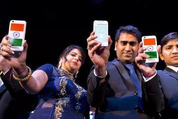 中国手机厂疯狂瓜分印度!