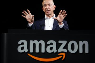 亚马逊股价为什么这么高?