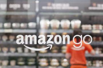 """我在旧金山新开的亚马逊无人超市""""偷""""了个能量棒!"""