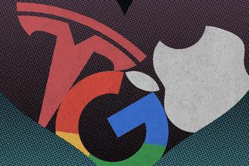 苹果、Google 和特斯拉:重塑十年后的汽车产业