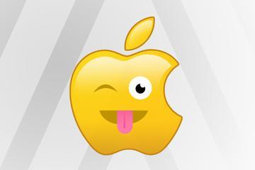 苹果的emoji表情十岁了
