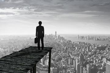 一个不再宽容创业者的世界
