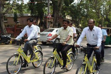 ofo印度被收购,印度市场重演中国共享单车混战景象
