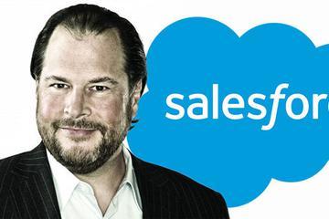 Salesforce如何发家致富的?