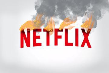 垃圾债缠身,Netflix更危险了