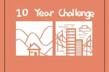 硅谷专属十年挑战