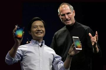 """国产手机和苹果的""""相怼论"""""""