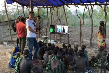 我在非洲做自媒体